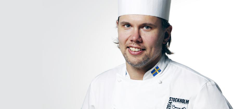 TOMMY MYLLYMÄKI Årets kock 2007 och silvermedaljör i Bocuse d'Or 2011. LÖRDAG 17/10 kl. 9-16!